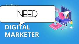 Need a digital marketer for resolving our fb issues