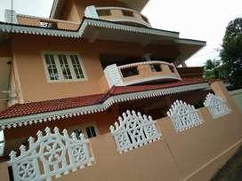 2050 sqft villa at Kakkanad, Lux amenities
