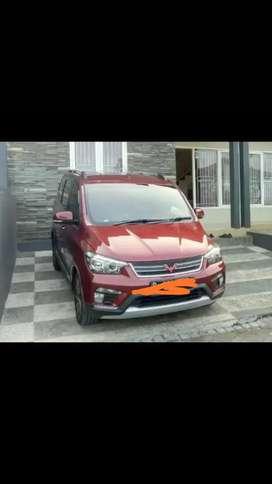 Dijual mobil wuling confero sl lux+ tahun 2018