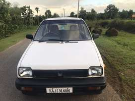Maruti Suzuki 800 1996 LPG Well Maintained