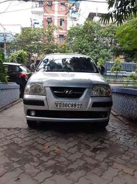 Hyundai Santro Xing XL eRLX - Euro III, 2007, Petrol