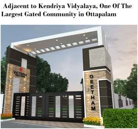Get Your Dream Villas For Sale In Ottapalam , Kerala