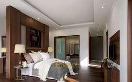Jasa Arsitek Denpasar Desain Rumah 670m2 - Emporio Architect