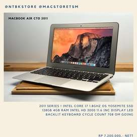 MacBook Air CTO core i7 11 inc