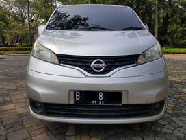 Nissan Evalia 1.5 XV AT 2013,Spacious Large Cabin With Many Functions