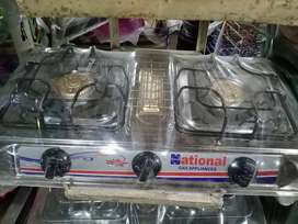 Gas Stove for kitchen Purpose