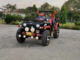 Rahul jeep modified- All type of open modified jeeps Deliver All india