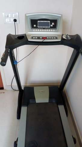 Fully Automatic Treadmill