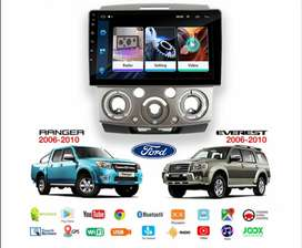 Headunit Android Ford Ranger / Everest
