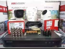 Paket camera hikvision cctv gret taiwan kualitas no satu