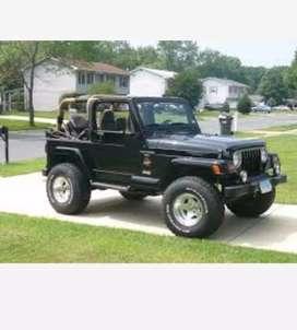 Modified turbo di jeep