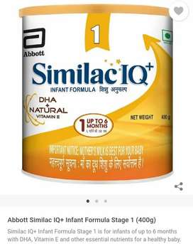 Similac IQ+ Stage 1 ( upto 6 months)