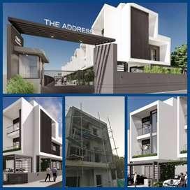 First - in - town Duplex undefined Triplex Villas at Chandranagar