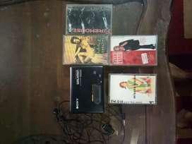 Tape radio rec jadul antik sony