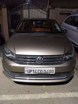 Volkswagen Vento 2015 Diesel Well Maintained