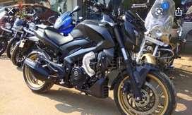 Neatly used single owner Bajaj Dominar 400 for sale