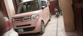 A this car Hondanbox not any tiny work required model2015/2018register