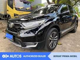 [OLXAutos] Honda CRV 2018 Turbo Prestige 1.5 Bensin A/T #Berkat Prima