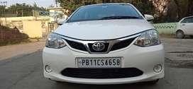 Toyota Etios 2014-2016 GD, 2014, Diesel