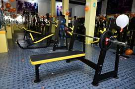 quality gym machines full gym setup