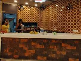 Complete Restaurant Outlet for Sale in Bhubaneswar Shopping Mall