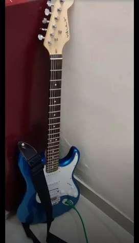 Vault electric guitar | beginner electric guitar available with amp.