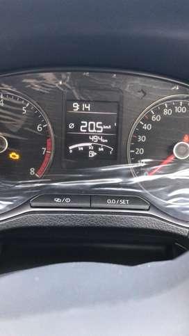 Volkswagen Polo 2019 Petrol 5800 Km Driven