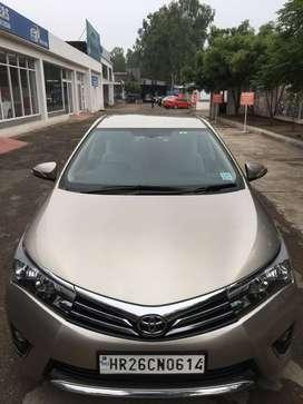 Toyota Corolla Altis J, 2015, Diesel