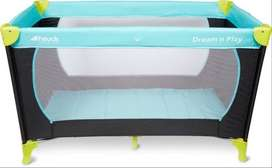 TRAVEL / PLAY COT - HAUCK (German Brand)