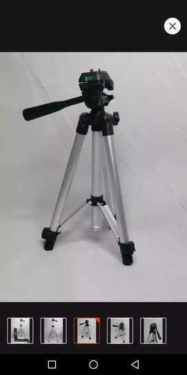 Tripod available. very cheap price for video making