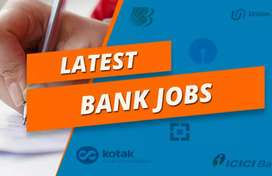 Latest bank jobs opening 2020