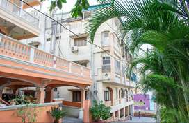 Fully furnished Sharing Rooms flat on rent in banjarahills