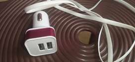 car usb mobile charger