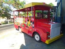 kereta Mini wisata odong aman awet AVP