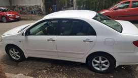 Toyota Corolla 2003 Automatic , CNG, passed up to 2024