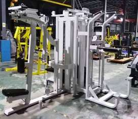gym setup all machine