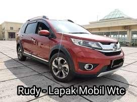 Honda Brv E Cvt 1.5 AT 2016 Km 51Rb Pajak Panjang Tgn 1 Plat Genap
