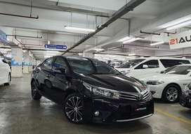 Toyota Corolla Altis 1.8 V AT 2016 KM 50RB