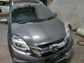 Honda mobilio rs manual 2016 km 50rb