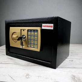 TaffGUARD Kotak Brankas Safety Anti-theft Box Password 31x20x20cm