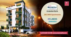 2 BHK Flat - Budget Pricing - Kaloor