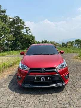 Toyota Yaris 1.5 TRD Sportivo A/T 2014