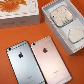 Second iPhone 6S [64GB] EX INTER Original Apple TeMPatNya TT/CC BiSa