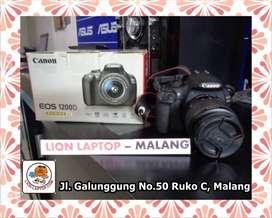 #4R Kamera DSLR CANON EOS 1200D
