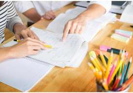 You Want tutor available online offline