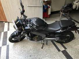 Dominor 400 CC - ABS - 4800 Kms