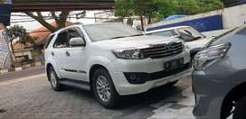Toyota Fortuner G TRD Sportivo Matic Diesel 2012 Good Condition