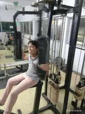 9 Multi station Gym fitness equipment 9 station  Multi Gym