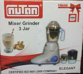 Selling new Mixer Grinder 500 watt