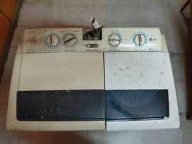 Semi automatic washing machine  6.2 kg LG